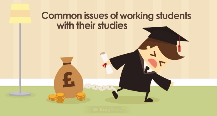 common problems encountered by college working students What are the common problems encountered by college students who are already married is it academic or what.