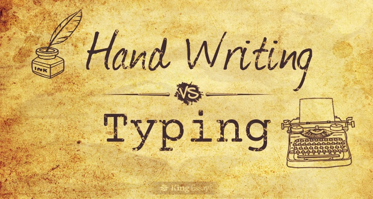 Handwriting vs Typing - The Future Victory