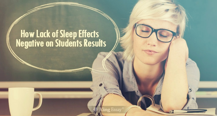 How Lack of Sleep Effects Negative on Students Result