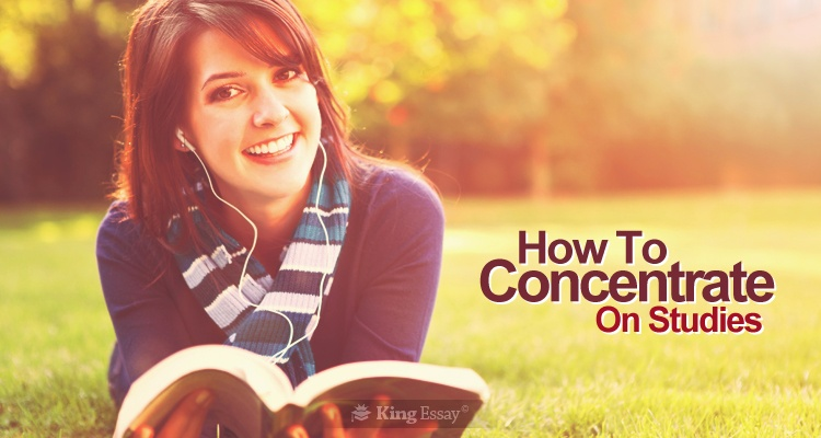 How to Concentrate on Studies for Good Results