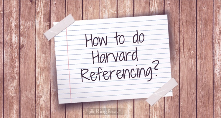 How to do Harvard Referencing to Avoid Duplication