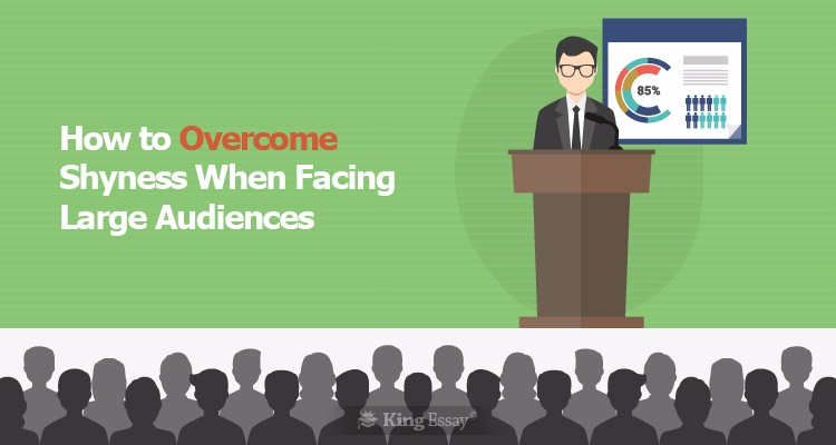 How to Overcome Shyness When Facing Audiences