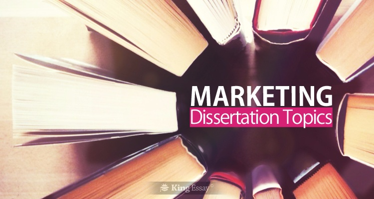 Dissertation on marketing mix