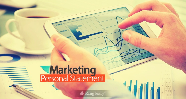 Marketing Personal Statement