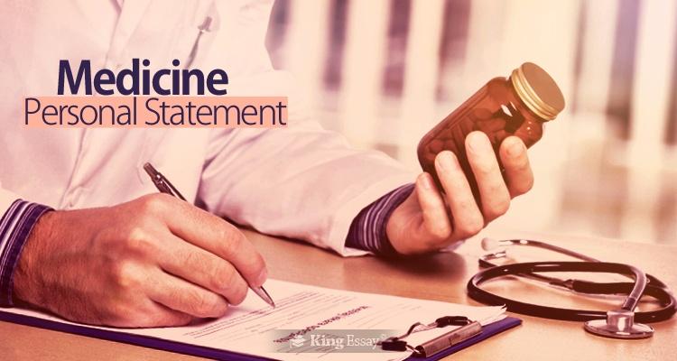 Medicine Personal Statement