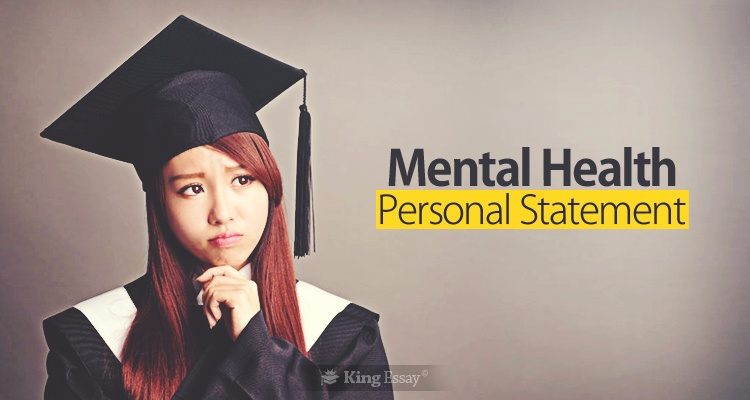 Mental Health Personal Statement