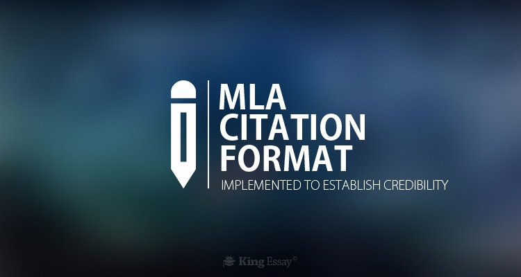 MLA Citation Format's Credibility