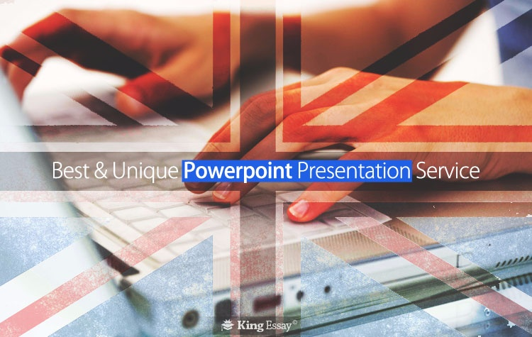 PowerPoint Presentation Writing Service
