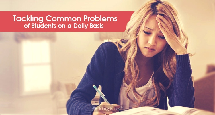 Daily Handling Common Problems of Students