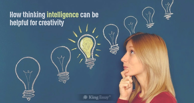 How Thinking Intelligence can be Helpful for Creativity