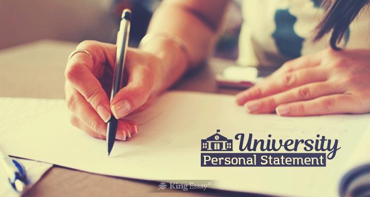 University Personal Statement
